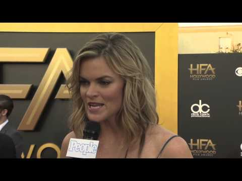 Missi Pyle Red Carpet Interview - Hollywood Film Awards 2014