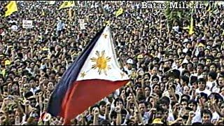 Handog ng Pilipino Sa Mundo | Ang Awit ng PEOPLE POWER! [EDSA 25]