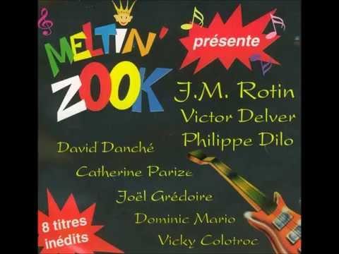 MELTIN' ZOOK (David Danché) - I love you (1993)