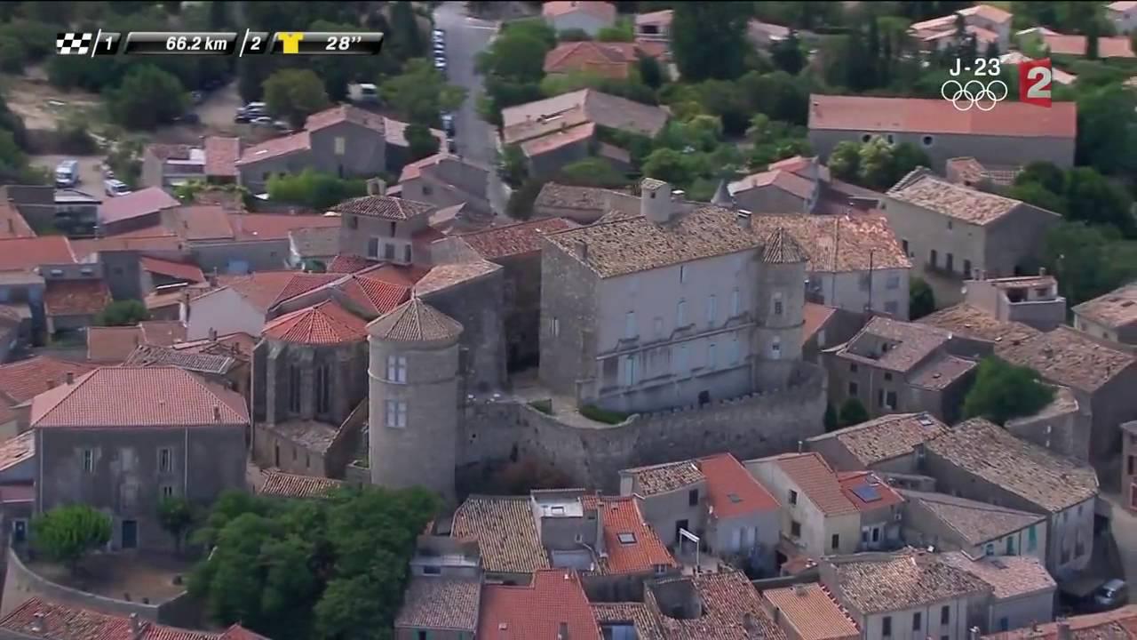 Puissalicon - Construction en circulades - village Hérault - Tour de ...