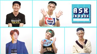 ASK IN A BOX: SHINee(샤이니) _ View [ENG/JPN/CHN SUB] * Hello, this...