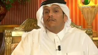 وزير الخارجية القطري : قطر دعمت الشعوب ولم تدعم حزب معيّن