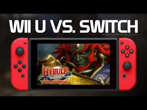 Hyrule Warriors   Wii U vs. Switch Comparison