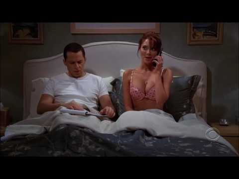 TWO AND A HALF MEN  HOT