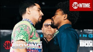 Garcia vs. Porter: Preview | SHOWTIME CHAMPIONSHIP BOXING