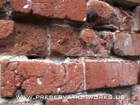 Lime Mortar Repointing The Basic Techniques For Restoring Historic Brick Homes