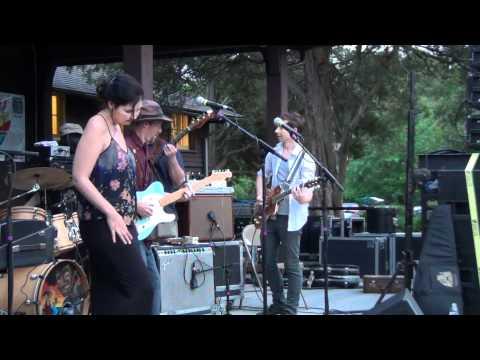 Potholes - Sim Redmond Band
