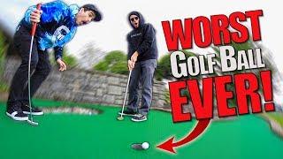 UNPUTTABALL?!   Fun Mini Golf With Friends #8 Part 1