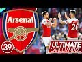 FIFA 19 ARSENAL CAREER MODE #39   THEIR LAST GAME FOR AFC! (ULTIMATE DIFFICULTY)