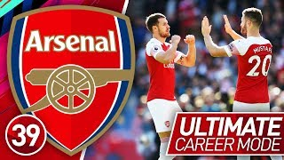 FIFA 19 ARSENAL CAREER MODE #39 | THEIR LAST GAME FOR AFC! (ULTIMATE DIFFICULTY)