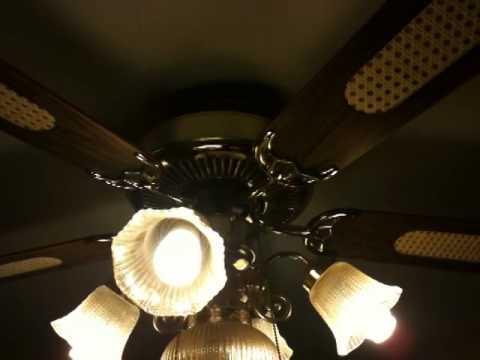 52 Flushmount Ceiling Fan By Winnower