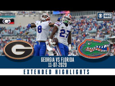 Florida vs. Georgia: Extended Highlights | CBS Sports HQ
