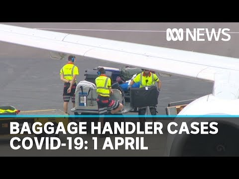 Coronavirus: Australia's Death Toll Climbs, New Cases Linked To Airport Baggage Handlers   ABC News