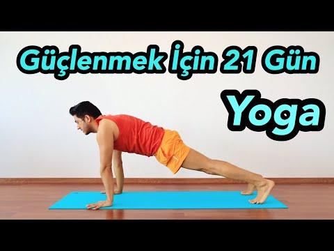 Hızlı Ve Güçlü Yoga Dersi | 21 Gün Uygula