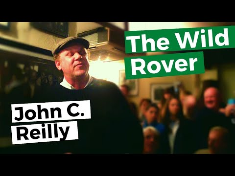 "John C. Reilly sings ""The Wild Rover"" at O'Connor's Pub - Doolin"