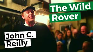 "John C. Reilly sings ""The Wild Rover"" at O"