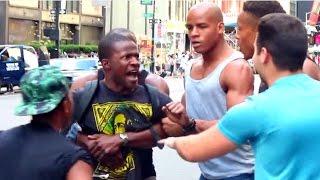 Gang Attack Prank || YesFunnyYes