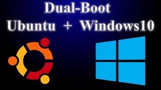 Dualboot einrichten mit Windows 10 und Ubuntu 15.04
