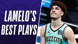 LaMelo's BEST PLAYS From The 2020-21 Season! 🏀