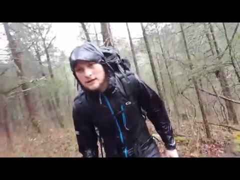 22 Mile Arkansas Backpacking Trip!