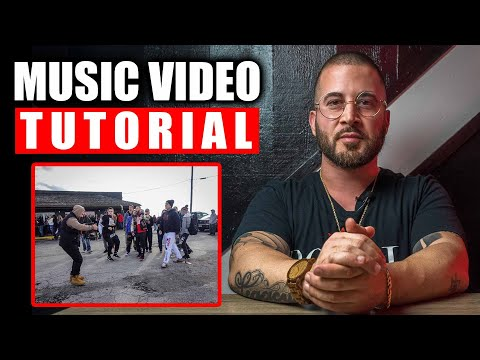 How To Shoot A Music Video (Tutorial)
