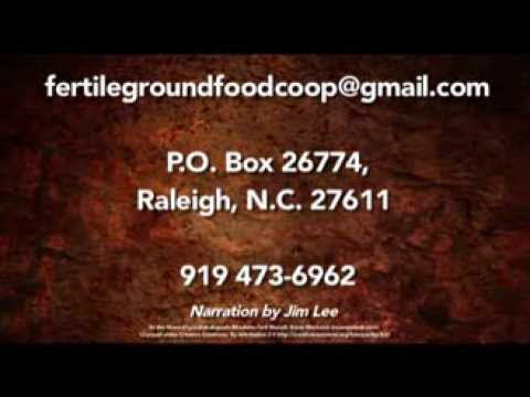 Fertile Ground Food Coop-A Food Coop for Southeast Raleigh