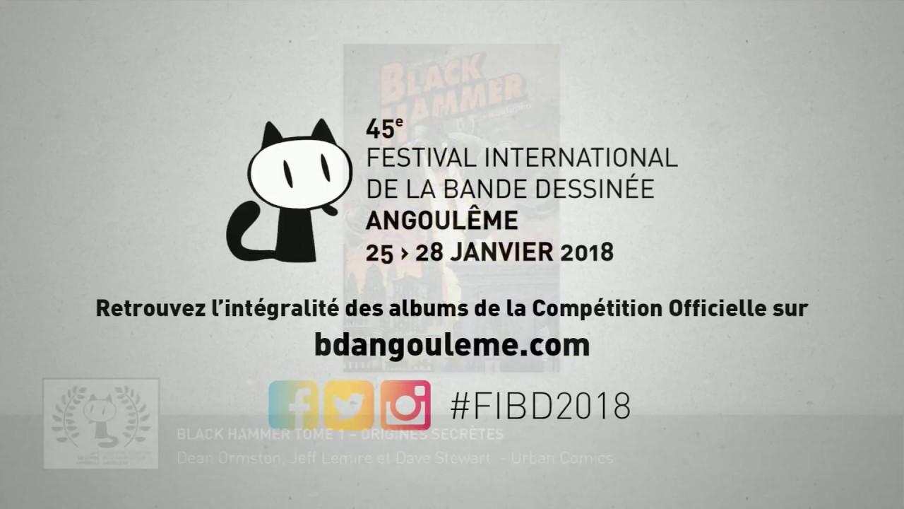 Kết quả hình ảnh cho Festival international de la bande dessinée 45