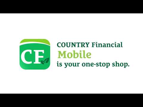 COUNTRY Financial Mobile App