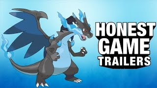 POKEMON X & Y (Honest Game Trailers)