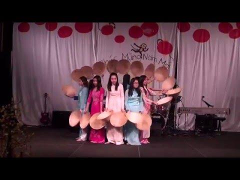 GĐPT Vạn Hạnh - Thiếu Nữ - Đêm Giao Thừa Dance (2016)