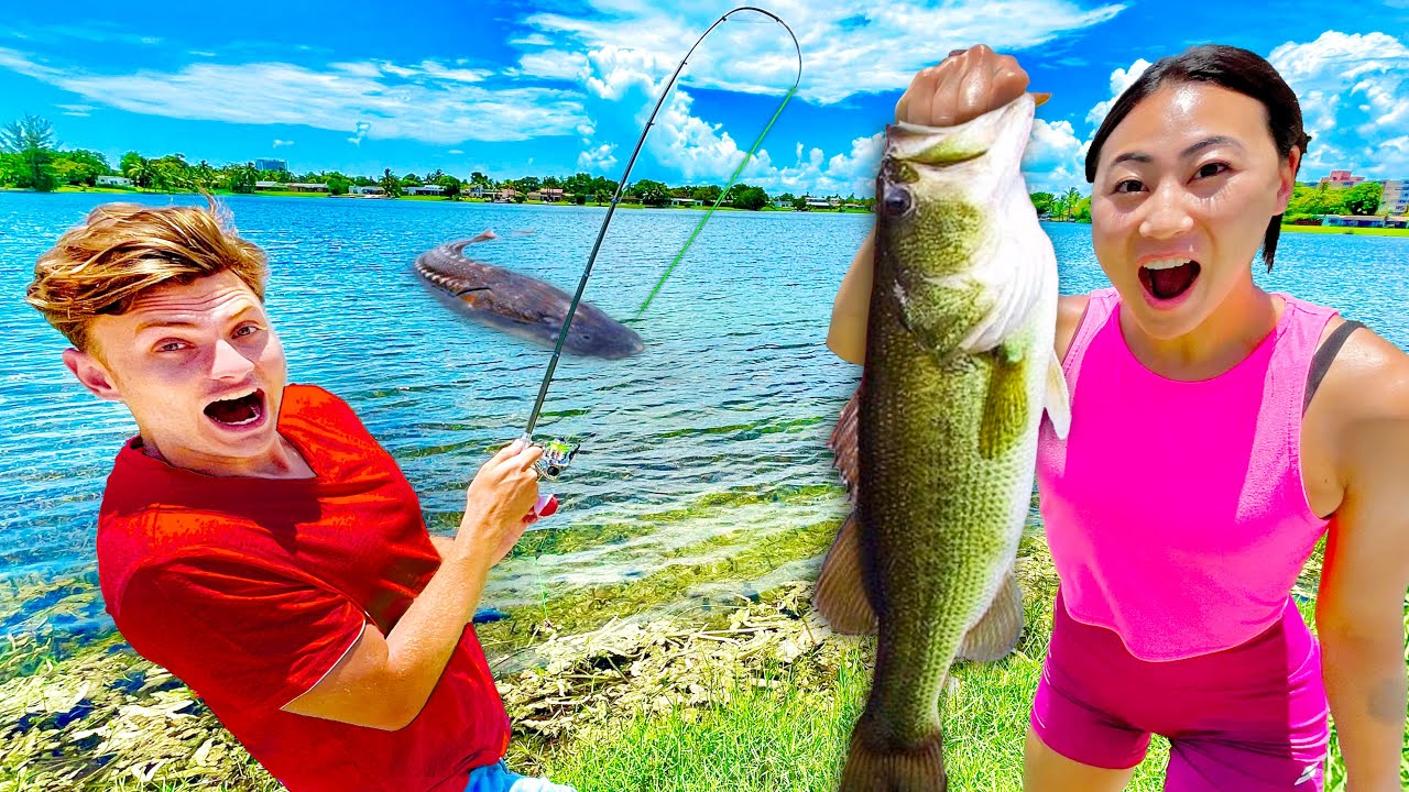 BIGGEST FISH WINS $10,000 DOLLARS!!