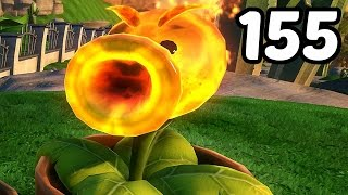 Let's Play Plants Vs Zombies Garden Warfare #155 Deutsch - Nur Feuer