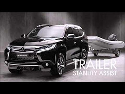The New 2017 Mitsubishi Montero Sport - YouTube