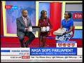 NASA skips parliament : Uhuru Kenyatta opens the 12th parliament