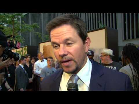 """Ted 2"" World Premiere Report (HD) Mark Wahlberg, Seth MacFarlane Movie"