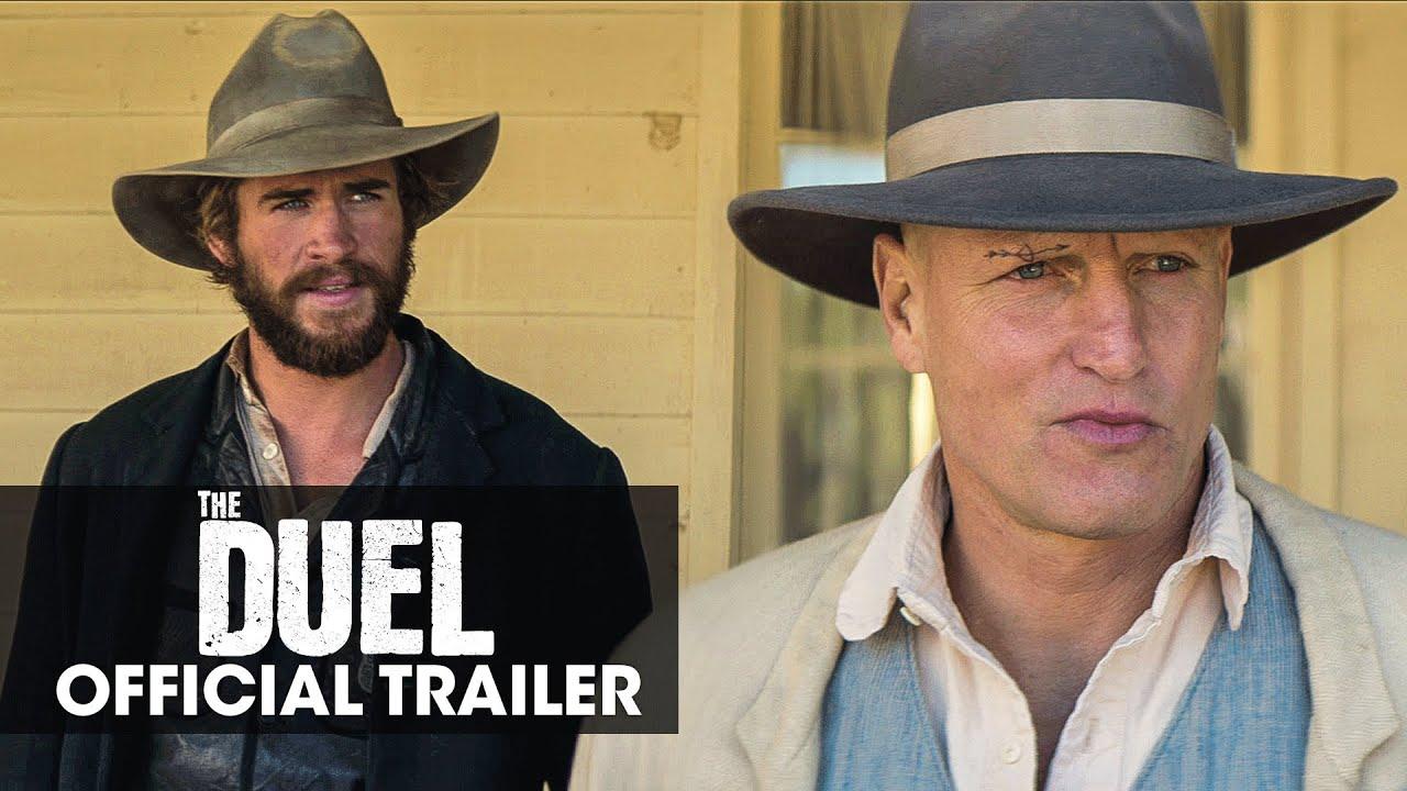 The Duel (2016 Movie – Liam Hemsworth, Woody Harrelson, Alice Braga, Emory Cohen) – Official Trailer