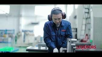 Lesjöfors Springs & Pressings in China