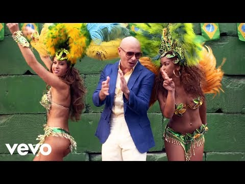 Pitbull ft Jennifer Lopez & Claudia Leitte - We Are One Ole Ola