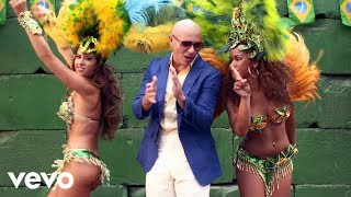 Pitbull ft. Jennifer Lopez & Claudia Leitte - We Are One (Ol...