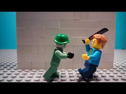 LEGO Zombie Test