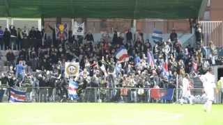 Ultras parisiens à Amiens