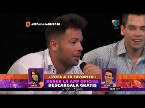 Mariano en El Debate de GH