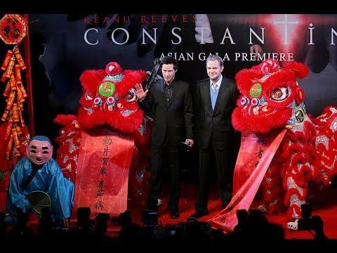 2005 Keanu Reeves / Constantine In Hong Kong