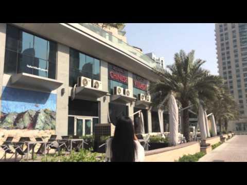 Travel with me - Dubai 2015 - Day 7 Beach and the Dubai Marina