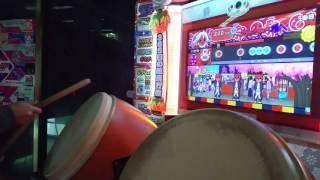 【太鼓の達人】花丸◎日和!(刀剣乱舞)ハウスバチでフルコンボ。