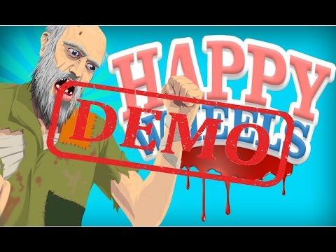 Happy Wheels Demo | Unblocked Games [#5]