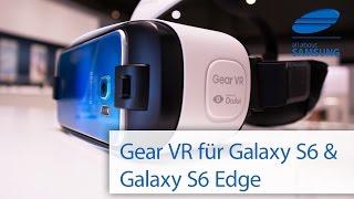 Gear VR für das Samsung Galaxy S6 und Galaxy S6 Edge ausprobiert deutsch HD