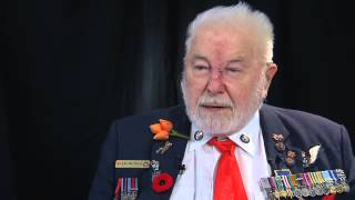 CBC D-Day Live - Wally Metcalfe Interview 2