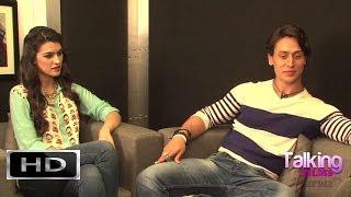 Download lagu Tiger Shroff-Kriti Sanon Exclusive On Heropanti Part 2