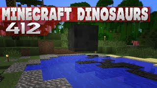 Minecraft Dinosaurs! || 412 ||| Search for Dino